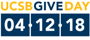UCSB Give Day is April 12, 2018