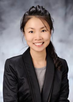 Headshot of Shanshan Lu